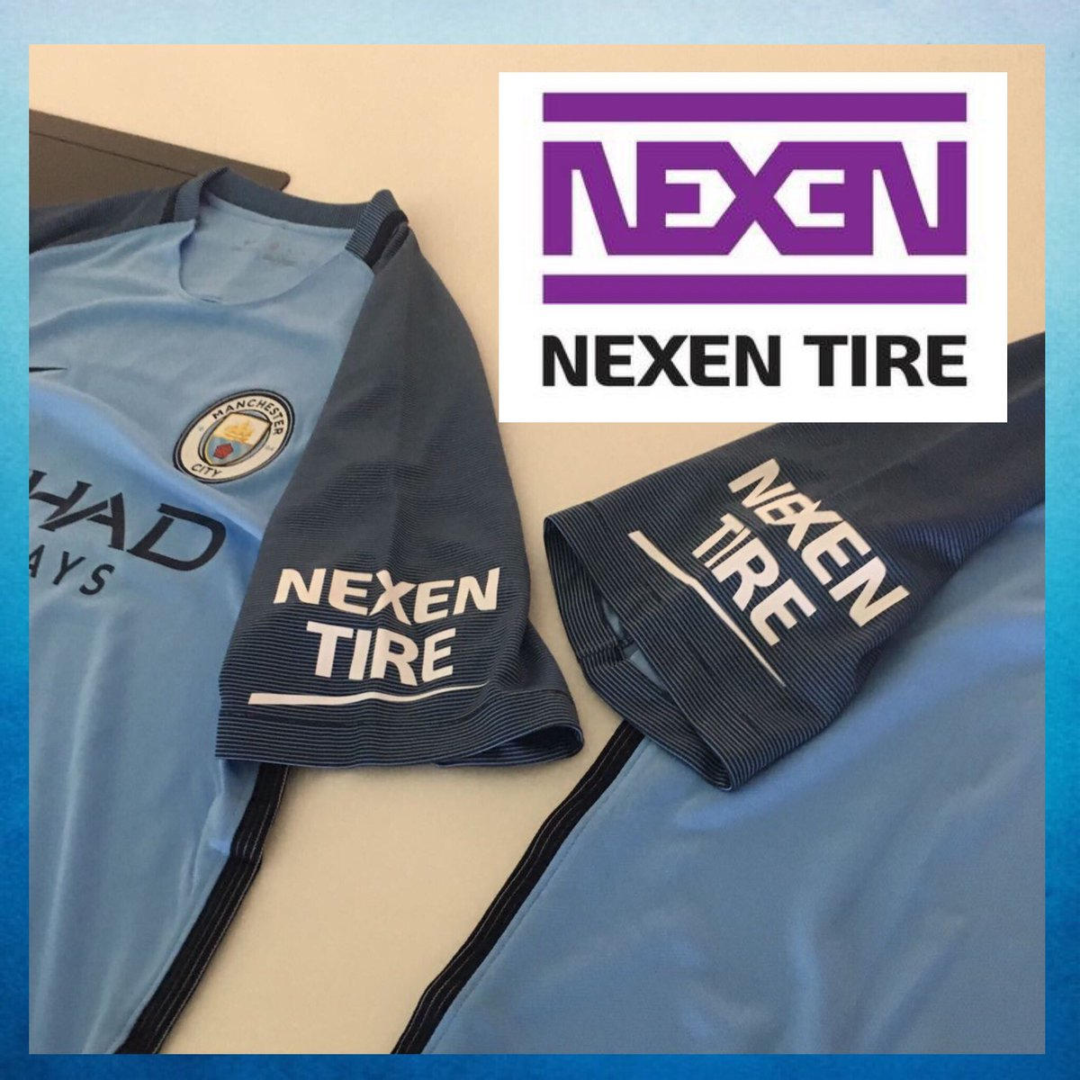 Man City and Nexen Tire Official Sleeve Partner announcement.jpg